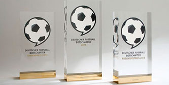 Deutscher Fußballbotschafter - Auszeichnung