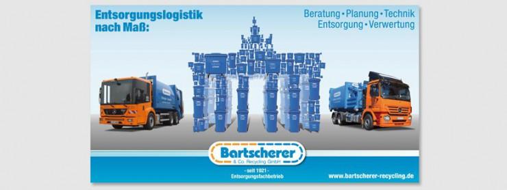 Werbekampagne Bartscherer