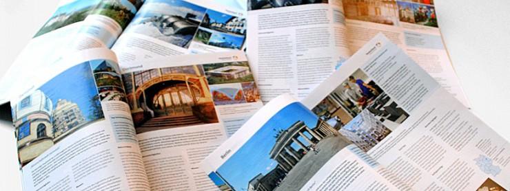 Ansichten DZT-Broschüre Lebendige Städte