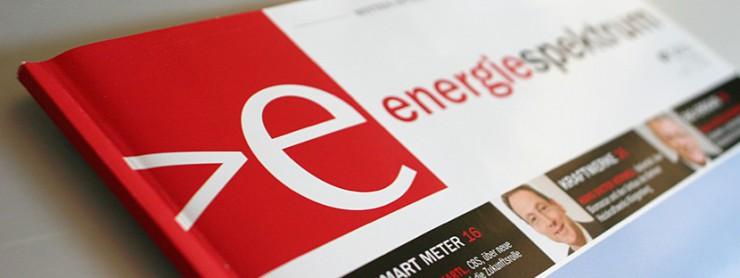 Bildauschnitt Fachmagazin energiespektrum