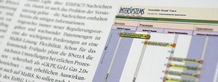 Bildausschnitt InterSystems MABIS