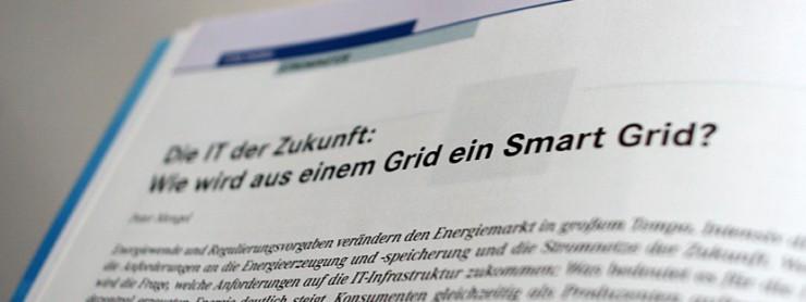 Bild zu InterSystems-Artikel Smart Grid