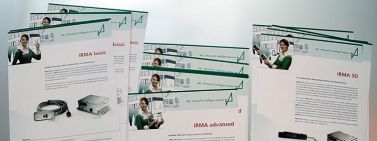 Bildausschnitte von iris-Datenblättern