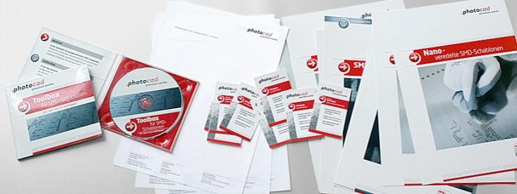 Ansicht Corporate Design-Beispiele photocad, Berlin
