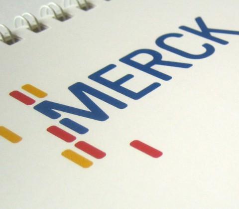 Bildmotiv Merck - Logo