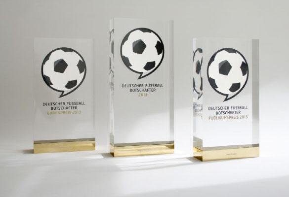 Wir unterstützen die Initiative Deutscher Fußballbotschafter