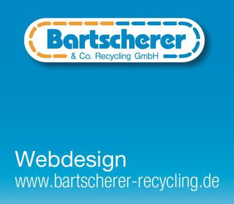 Bildanmutung Webdesign für Bartscherer, Berlin