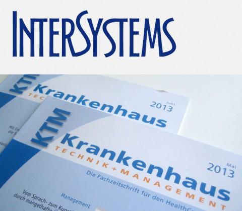 InterSystems Presseartikel in KTM