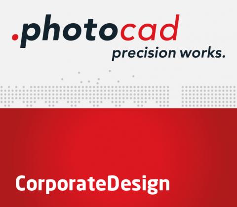 Gestaltung Corporate Design für photocad, Berlin