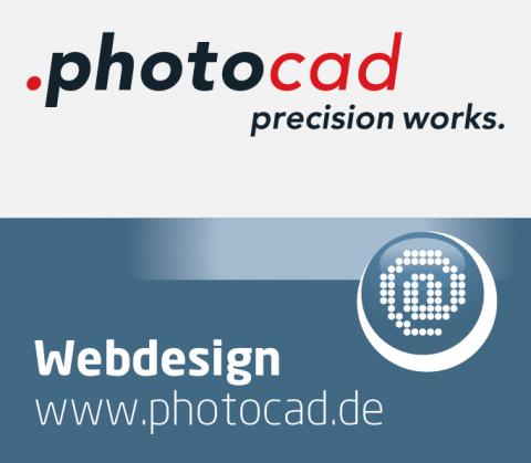 Webdesign für photocad, Berlin