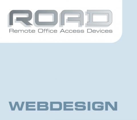 Webdesign für ROAD, Berlin