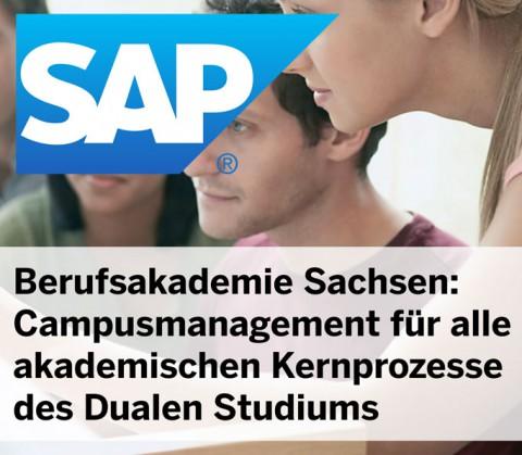 Artikelbild Berufsakademie Sachsen für SAP, Walldorf