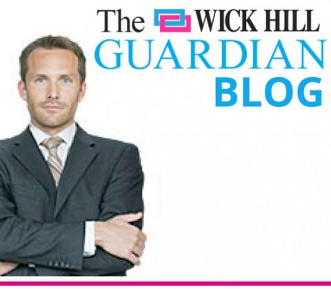 Blogtexte Guardian für Wick Hill, Hamburg
