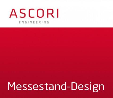 Coverbild Messestand-Design für ASCORI, Cottbus