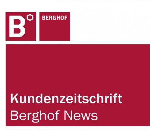 Kundenzeitschrift Berghof News