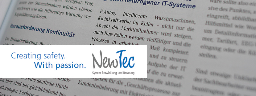 Pressearbeit für NewTec, Pfaffenhofen a.d. Roth