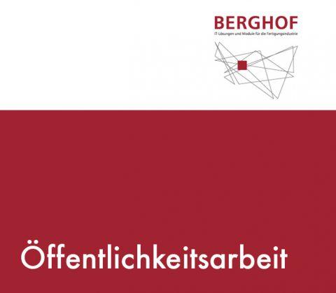 Öffentlichkeitsarbeit (Thumbnail) für Berghof Systeme, Königsee