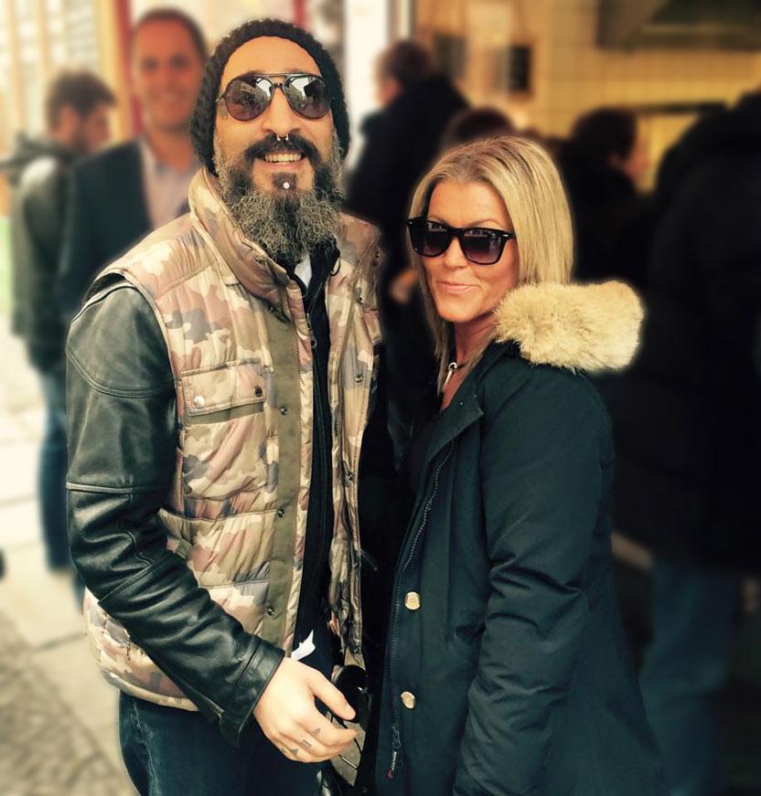 Das Gesicht für eine B2B-Kampagne - Senay Güler und Simone Thomas