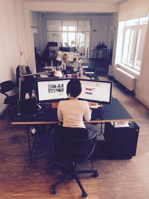 Erste Aufgabe: Blogbeitrag über das Optimieren der Website von unlimited