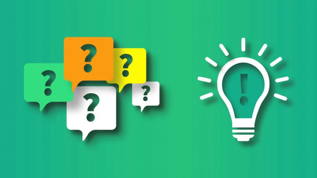 Kunden beantworten fünf Fragen für unseren Newsletter
